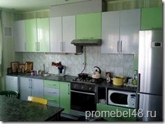 фото прямой кухни 1