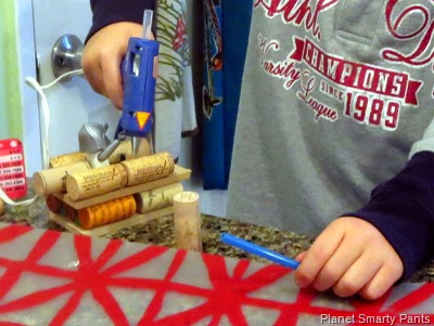 Build a Boat with a Hot Glue Gun