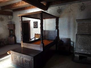 Chambre bernoise au Château de Chillon