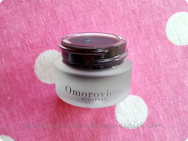 Omorovicza Thermal Cleansing Balm 2