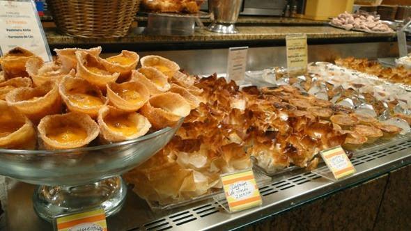 Pastelaria Alcôa em Alcobaça