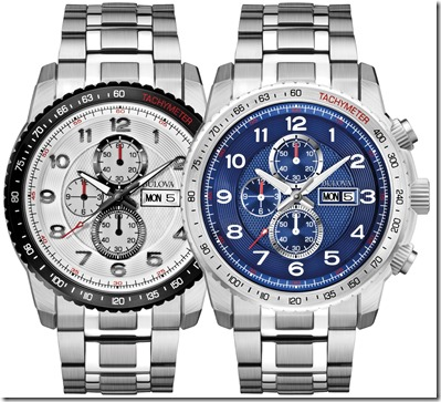 Bulova Marine Collection