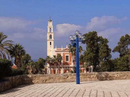08. Catedrala catolica Jaffa.JPG