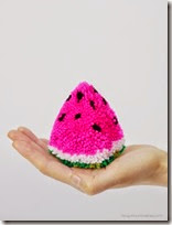 how to watermelon pompom 2
