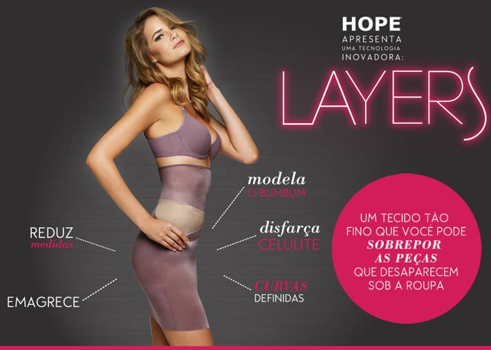 ac9b6f908 lingerie modeladora hope 2013 ...