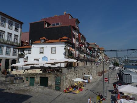 Imagini Portugalia: La malul apei, in Porto