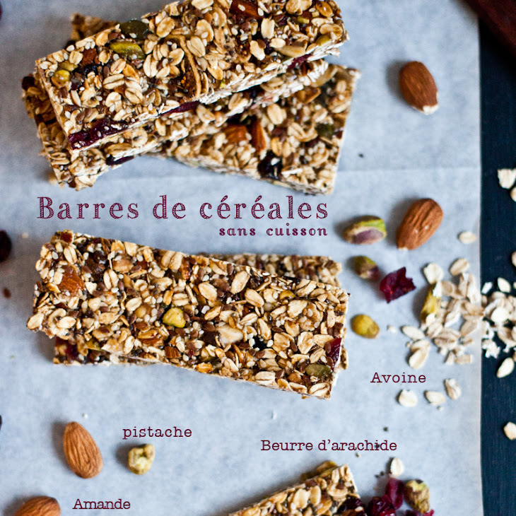 Homemade Cereal Bars Recipe