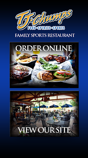 TJ Chumps Sports Restaurant