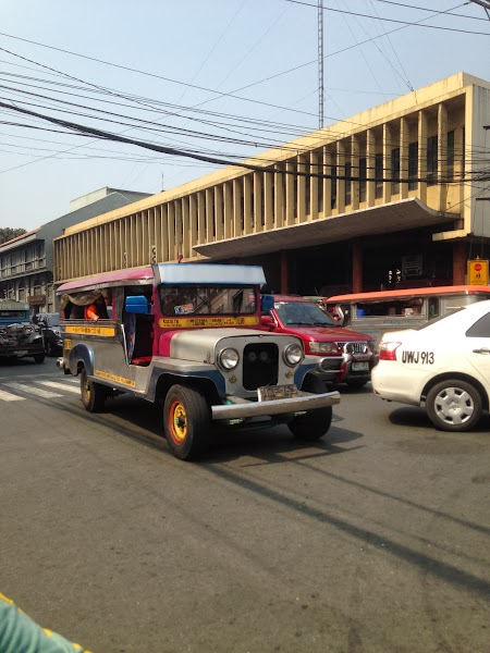 Jeepney Filipine