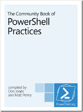 Community Book of PowerShell Practices