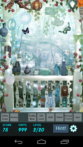 Hidden Object - Fantasy Forest