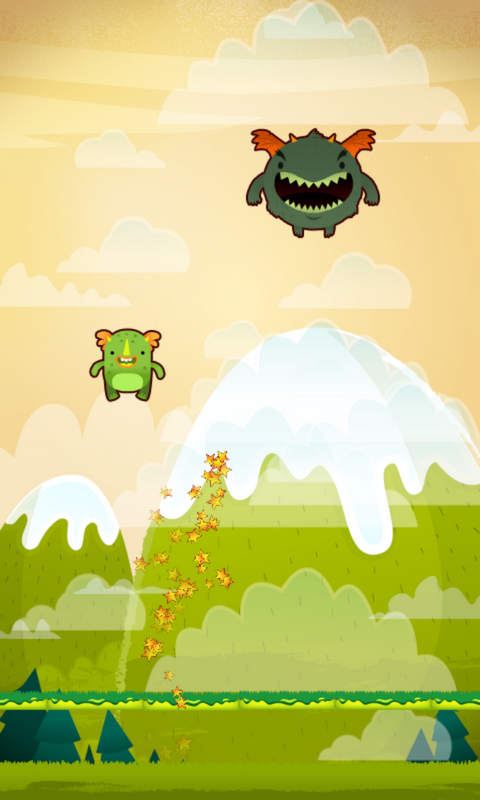 MonsterUp Adventures - screenshot