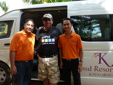 Personalul Beyond Resort Krabi