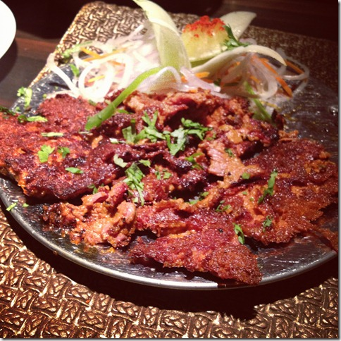 patthar ke gosht at golconda house