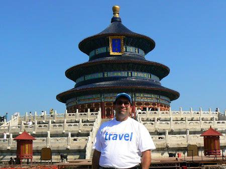 Obiective turistice China: Templul Cerului Beijing