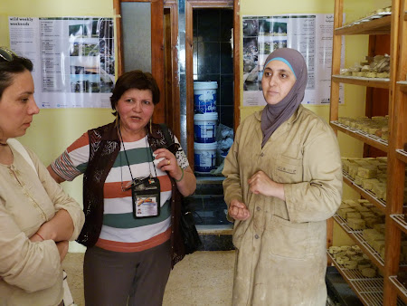 Obiective turistice Ajloun: Casa sapunului