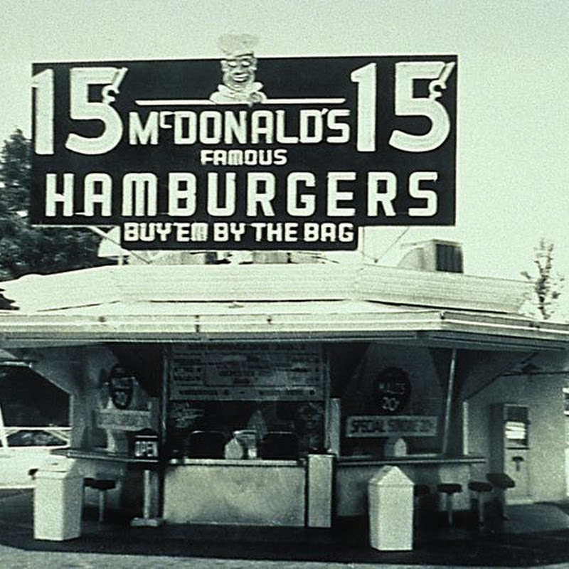 World's First McDonald Restaurant