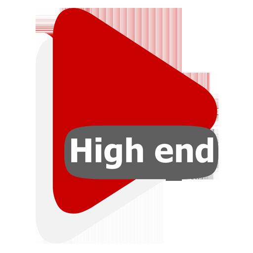 媒體與影片必備App|A8 Player Hign-end Codec LOGO-綠色工廠好玩App