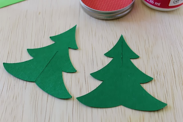 paper Christmas tree #ad #kidcraft