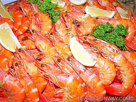 Fisherman's Market Singapore Prawns Japan
