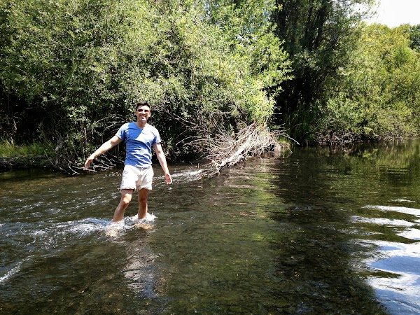 Eel River Camping First camping trip wit...