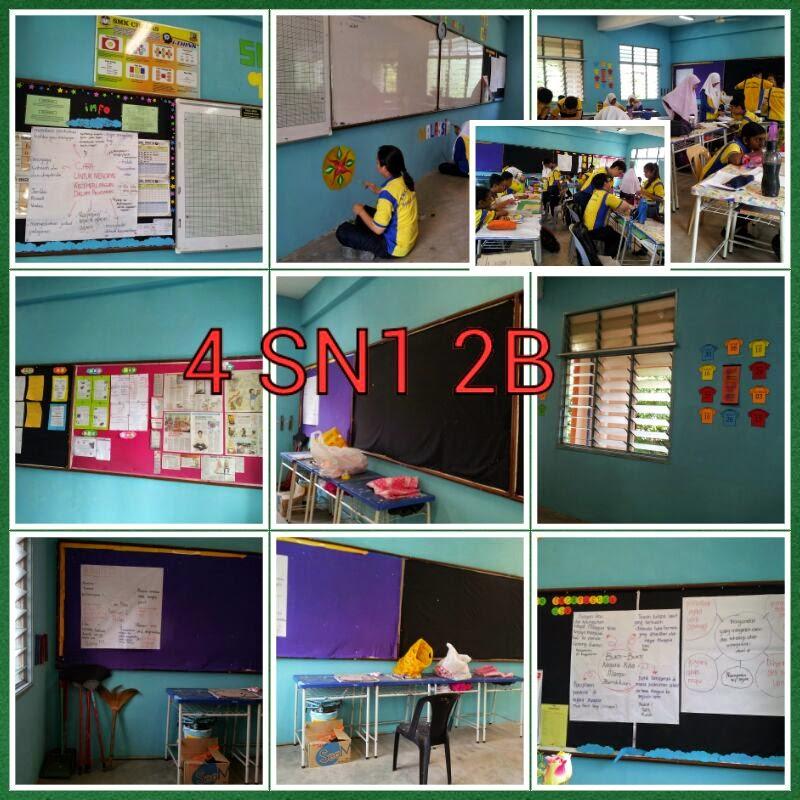 Sekolah Rintis Kelas Abad Ke 21 Langkah 1 Perubahan Bilik Darjah