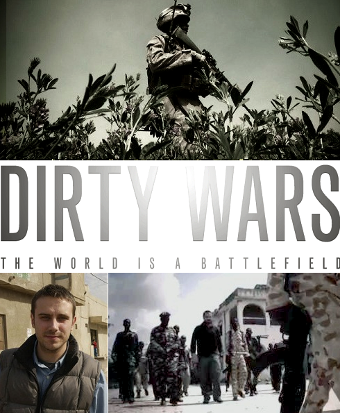Jeremy Scahill film 'Dirty Wars' exposes covert American war