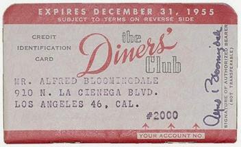 Meus Cartões: Você Sabia quando surgiu o Primeiro Cartão de Crédito?