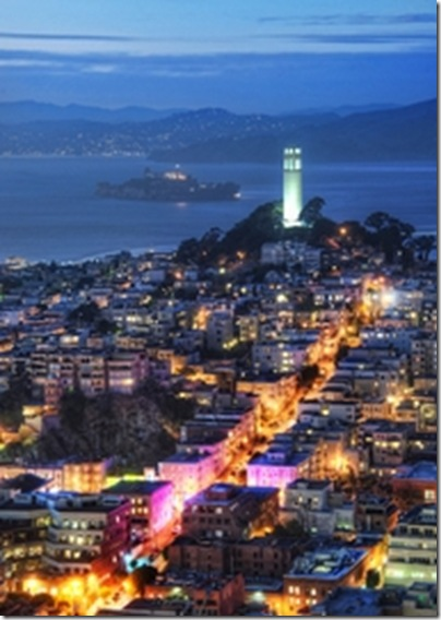 Coit Tower Pinterest