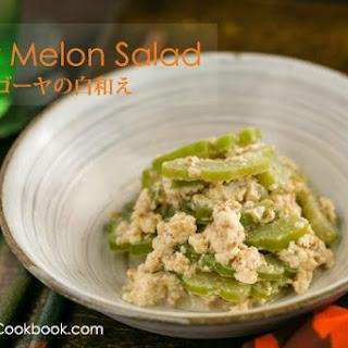 Bitter Melon Salad