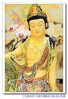 【唐式極彩自在觀音】優雅觀世音菩薩~精緻木雕佛像藝術極致色彩~九龍佛具