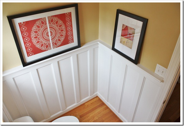 Board & Batten Powder room