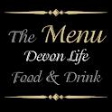 Devon Life - The Menu icon