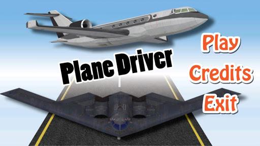 Plane Driver