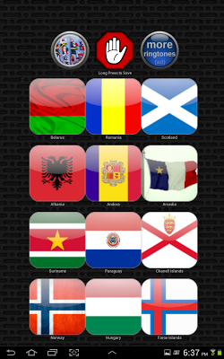 World National Anthems - screenshot