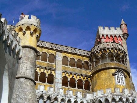 09. Palatul Pena, Sintra, Portugalia.JPG