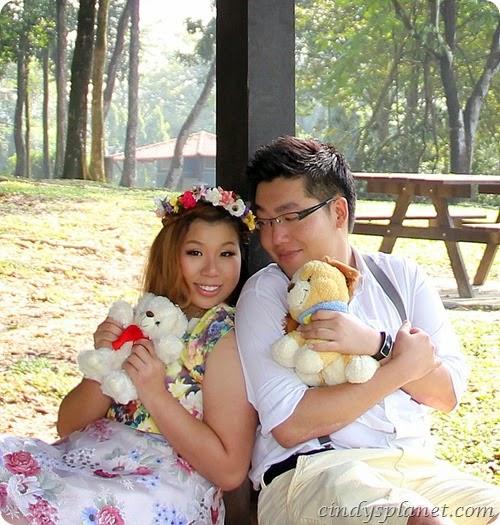 lake garden prewedding photo (13)