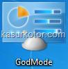 Mengaktifkan/Enable GodMode di Windows 8