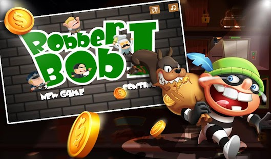 Tiny Robber Bob - screenshot thumbnail