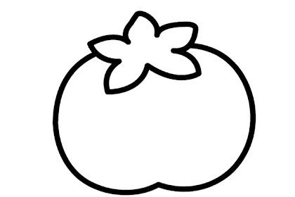 Dibujos Para Colorear De Frutas Kawaii