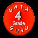 Cuarto Grado Matemáticas Guru icon