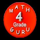 Quarto Grado Matematica Guru-L icon
