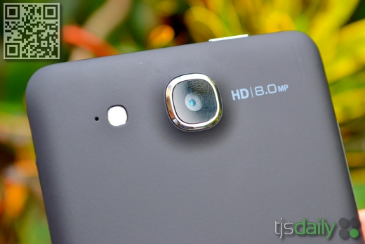 Alcatel One Touch Idol Ultra Review Camera