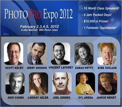 PhotoProExpo 2012 w-pics,prices