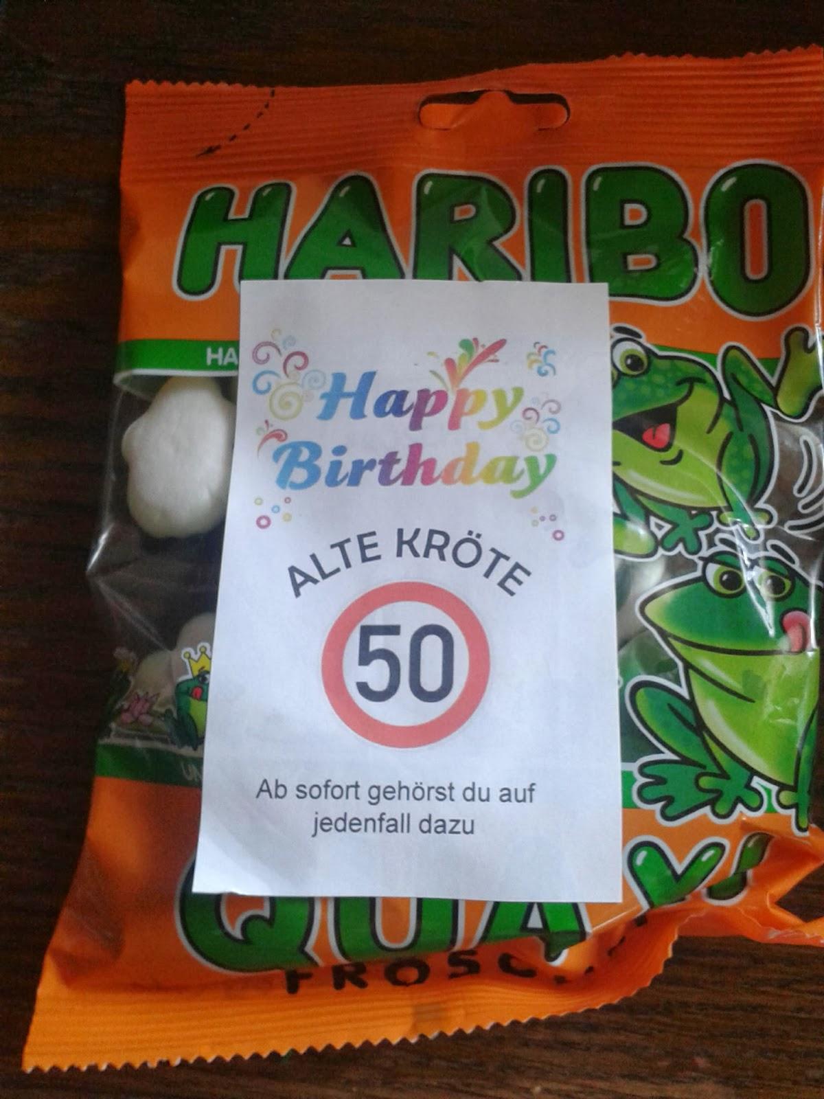 50 Geburtstag Geschenke