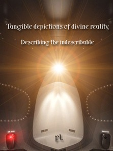 Tangible depictions of divine reality Cover