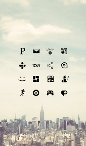 Flight - Dark Flat Icons v2.0.3