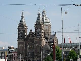 Eglise Saint-Nicolas à Amsterdam