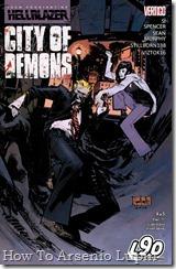 P00004 - Hellblazer - City of Demons #4