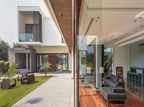 casa moderna  E4 arquitectura dada partners